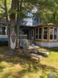 Photo for Our 4 bedroom  lakefront cottage in the heart of Muskoka
