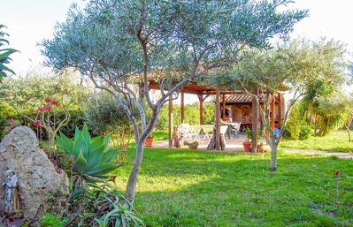 Photo for Villa Aragosta surrounded by greenery