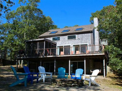 Photo for 4BD Contemporary--A/C, Screen Porch & Drummer Cove Water Views