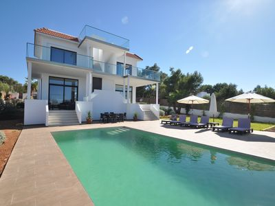 Photo for Outstanding Luxury Villa in IBIZA,walk to all amenities & Beach, no car required