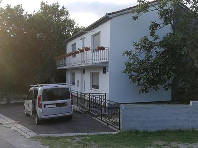 Photo for One bedroom apartment with air-conditioning Kamenjak, Crikvenica (A-18348-a)