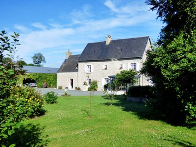 Photo for Vacation home Les Chardonnets (BNV400) in Biniville - 7 persons, 3 bedrooms