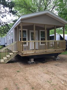 Photo for 2019 Park Model Campground Cabin