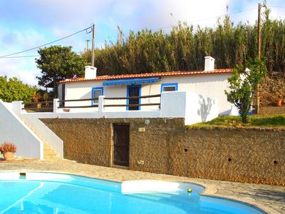 Photo for Lovely rustic cottage located in the relaxing countryside, quite near the sea