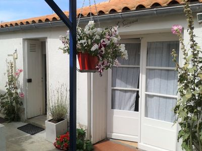 Photo for HOUSE IN THE PICTURESQUE QUARTER OF FOURAS WITH ITS