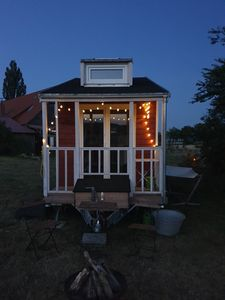 Photo for Holiday in the Tiny House. Shut down and gather resources on 17sqm