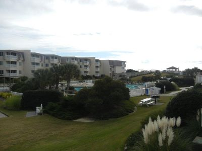 Photo for 2 Br 2 Bath Condo Oceanfront Resort 2 Pools & Water Slide