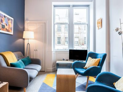 Photo for Stylish, Newly Renovated Old Town Flat