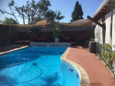 Photo for Family House in Culver City w/pool & small guest house