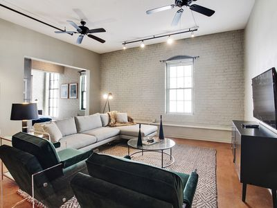 Photo for Warehouse District | Impressive Two Bedroom