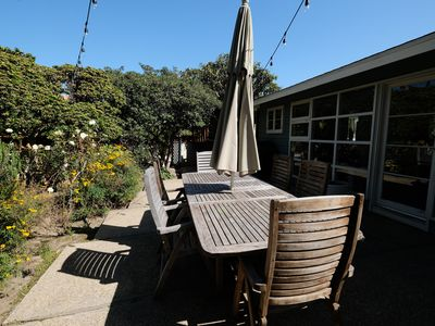 Photo for 3 Arch Bay Cottage, Private Beach Access, Beautiful, Private Yard