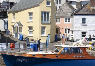 Castle Cottage; St Mawes; Cornwall