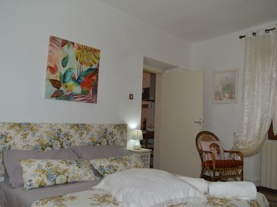 Photo for Comfortable & well equipped small apartment for 2-3 people