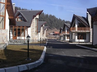 Photo for Family Chalet With Sauna On Holiday Complex