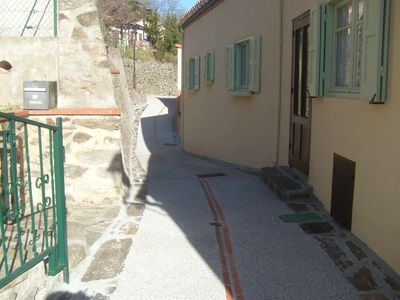 Photo for House in Taulis Catalan in the hinterland near Perpignan