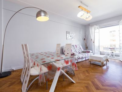 Photo for Le Marina - 2 Chambres - Rue de France - Apartment for 6 people in Nice
