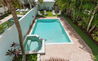 Photo for Fabulous 5 Bedroom  With Private Heated Pool - Sleeps 14