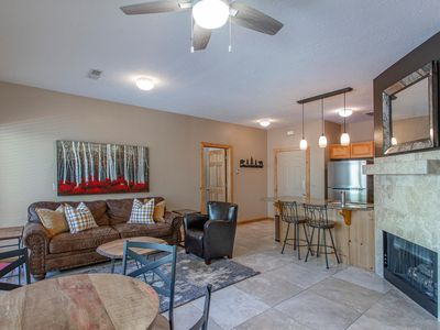 Photo for On Free Bus System-Pool/spa-Rec Center-newly remodeled-perfect ski getaway