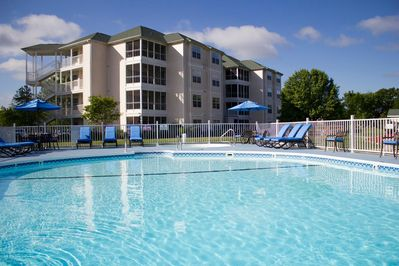 The Suites at Fall Creek Outdoor Pool