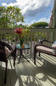 Puamana 9C-walk to Anini beach, updated with AC, pool, BBQ