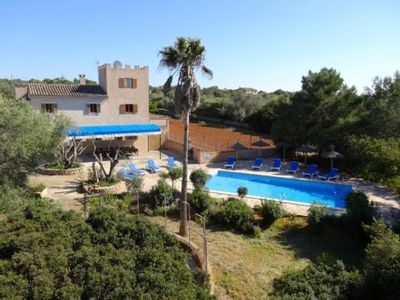Photo for Campos holiday house for 12 - 16 people with 6 bedrooms - Holiday home