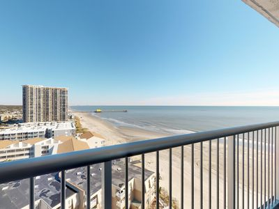 Photo for Oceanfront condo w/amazing views, shared pools & hot tubs - snowbird friendly!