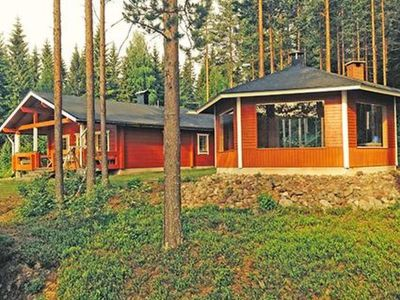 Photo for Vacation home Hankamaja in Enonkoski - 8 persons, 2 bedrooms