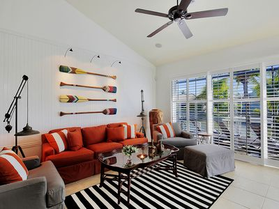 Photo for Beautifully decorated home with nautical feel 
