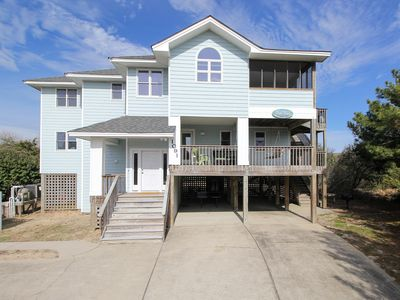Photo for Newly Renovated 5 Bedroom - 200 yards to Beach, Close to Whalehead Club