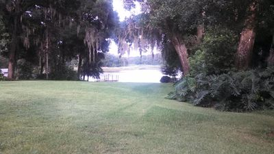 Photo for New Bungalow near Mount Dora on private 4 acres tropical garden
