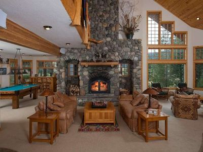 Photo for Truckee Tahoe Cabin on Meadow W/ Sauna Now Renting For Memorial Day!!