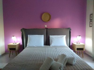 Photo for 1BR Apartment Vacation Rental in Sami