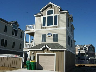 Photo for #CB49: OCEANSIDE in Corolla w/Hot Tub & RecRm w/PoolTable