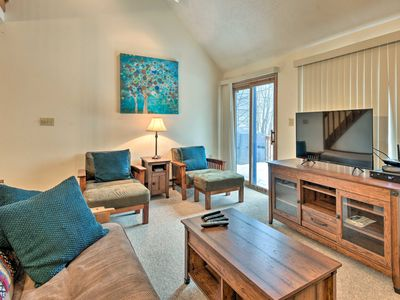 Photo for NEW! Hideout Home 10 Min to Ski Area in Lake Ariel