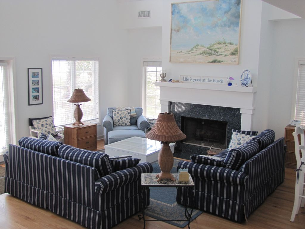 perfect oceanfront vacation home real fire vrbo