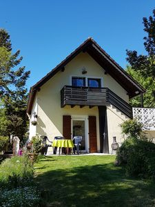 Photo for Detached holiday home, Eifel with fantastic views, garden and terrace.