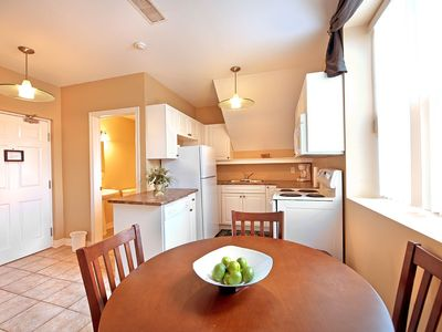 Fully Stocked Kitchen and Dinning