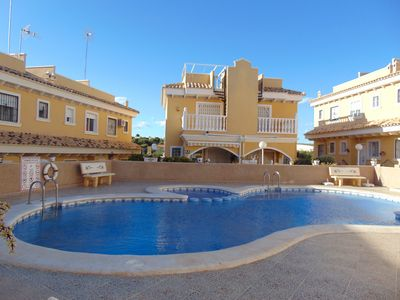 Photo for Algorfa Townhouse with communal pool