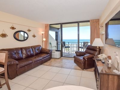 Photo for Family-friendly Amazing Ocean Front True One Bedroom Sleeps 6 **LABOR DAY SALE**