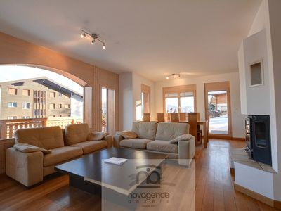 Photo for Nice chalet with : Ground floor : Laundry room with washing machine and dryer, little studio with a