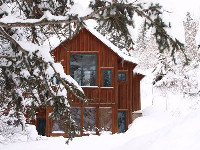 Photo for Beautiful Sundance Cottage - closest to Resort lifts & restaurants