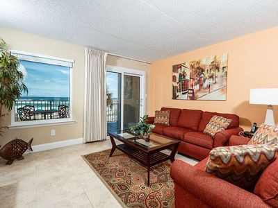 Photo for Island Echos 2M Perfect Getaway! Second floor, Direct Gulf front Beauty!!!!