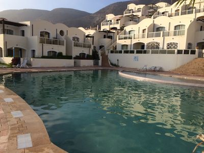 Photo for Apartment T4 standing feet in the bay of Agadir