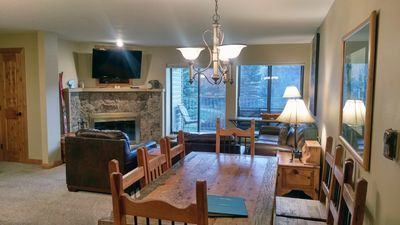 Photo for BC West #Q-2: Deluxe 3BR Condo w/ FREE Ski Shuttle, Heated Pool & Hot Tubs