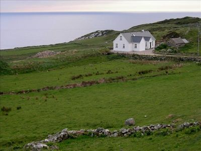 Falmore Cottage on the NW Donegal Coast