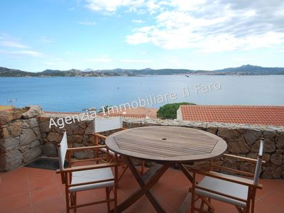 Photo for Bright Two-room apartment with beautiful sea view Residence Weber