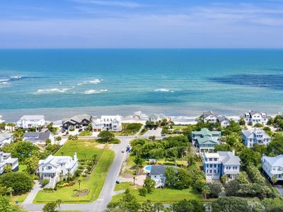 Photo for 'Wilder Island' Classic Sullivan's Island Cottage, Private Pool & Ocean Views