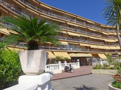Photo for Apartment Heliotel Marine in Cagnes-sur-Mer - 4 persons, 1 bedrooms