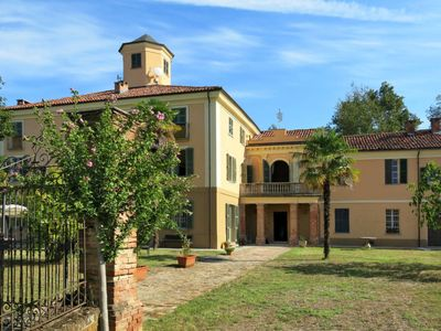 Photo for Vacation home Castello di Mombarone (AST400) in Asti - 12 persons, 5 bedrooms