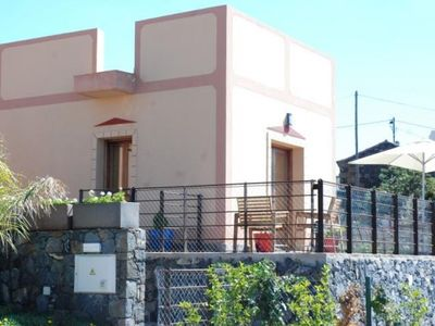 Photo for One bedroom Villa, sleeps 3 in Vera de Erque with Pool, Air Con and WiFi